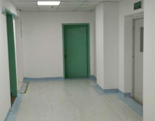 成都市精神病医院放射科射线防护门安装