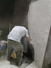 硫酸钡墙面开裂怎么办?