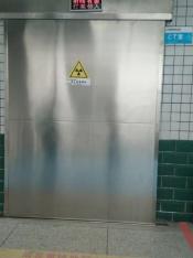 放射科的防辐射门出现运行不畅怎么办?