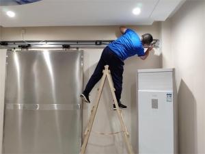 发热门诊的防辐射门需要做日常维护吗?