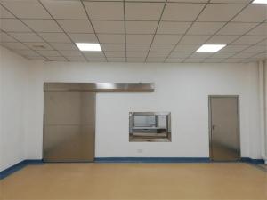 防辐射门是放射科机房改造中不可缺少的防护设施吗?