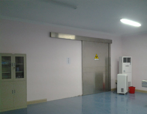 成都骨密度室防辐射门