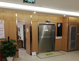 成都介入室防辐射门