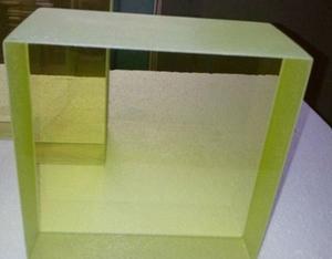 医用防护铅玻璃