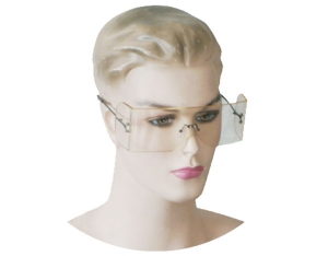 医用射线防护面罩
