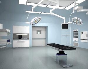 DR室防辐射门