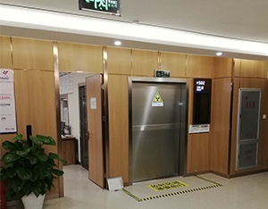 介入室防辐射门